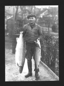 H.P. Rasmussen Laks og havørred