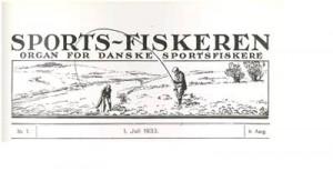 Sport-fiskeren juli 1933
