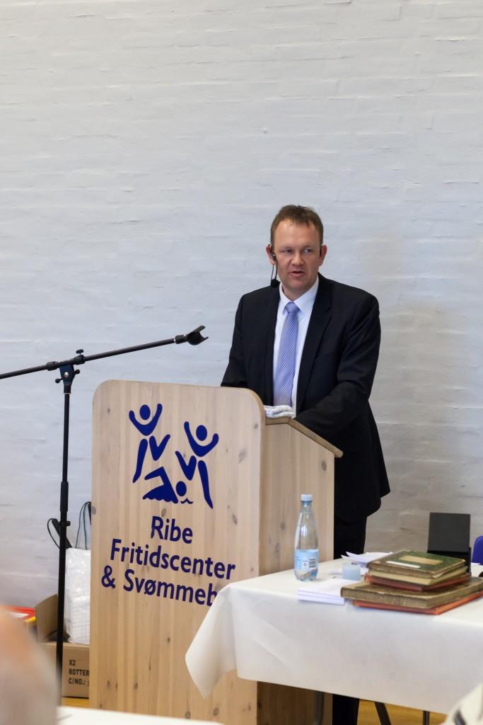 viceborgmester Jesper Rasmussen, Esbjerg kommune
