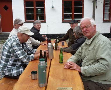 Senior(fiskeri) møde ved K2
