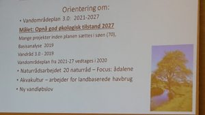 Vandområdeplan 3.0. 2021-2027