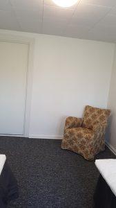Hygge krog på loftværelset