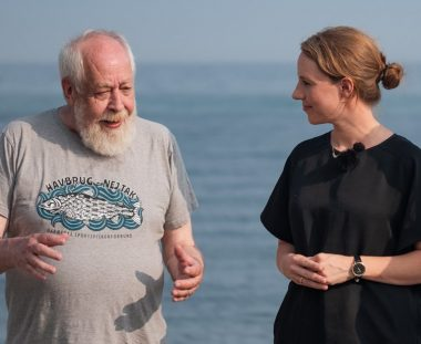 Mindeord om Verner W. Hansen, formand for Danmarks Sportsfiskerforbund