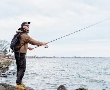 Anbefalinger til lystfiskere under COVID-19-epidimien